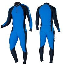 Комбинезон NONAME XC Racing suit синий