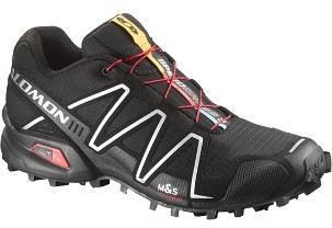 Кроссовки SALOMON SPEEDCROSS M